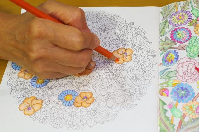 大人の塗り絵が最速で格段に上手くなる方法